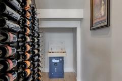 cv 9 wine room